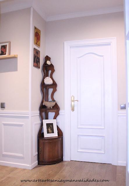 Arte artesania y manualidades lacado de puertas handmade - Lacar puertas en blanco presupuesto ...
