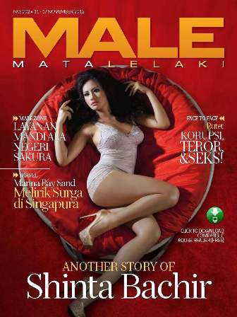 Download MALE Edisi 002 - Shinta Bachir
