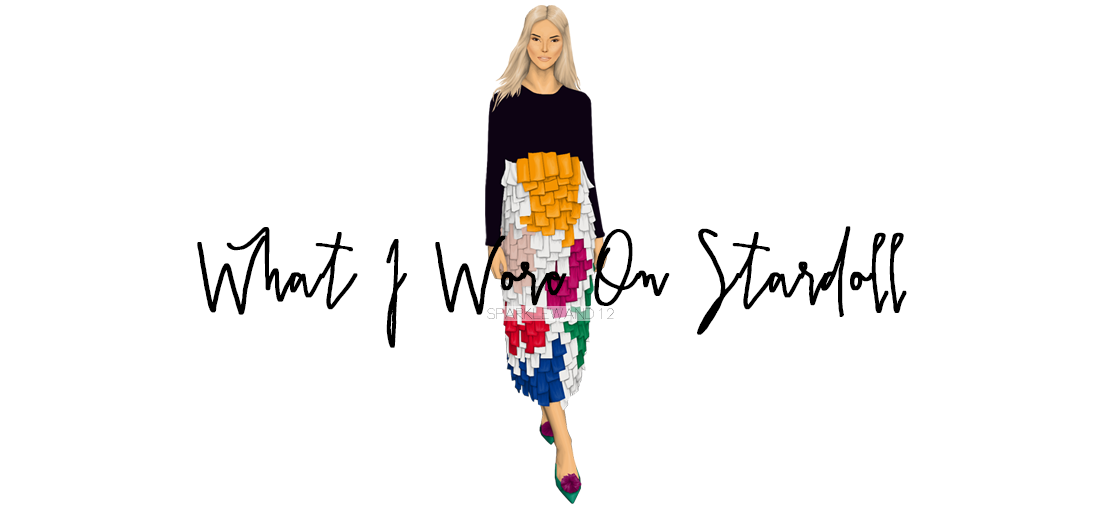 What I Wore On Stardoll