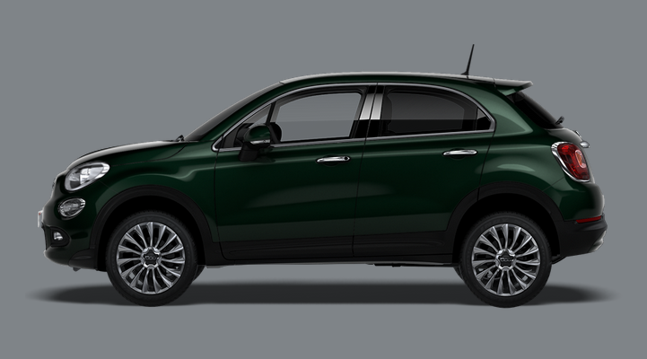 Fiat 500x 2018 Couleurs Colors