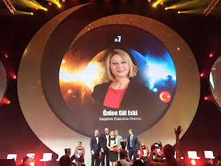 Global Top 15 Oriflame #7 Turkey - Ozden Gul Eski (Sapphire Executive Director)