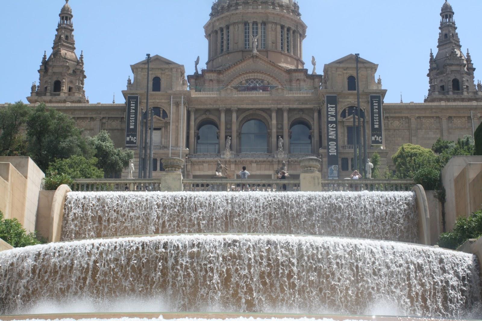 obiective turistice Barcelona