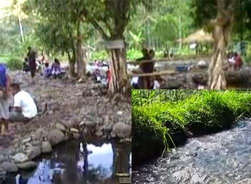 Wisata Alam di Sumber Krabyakan Malang