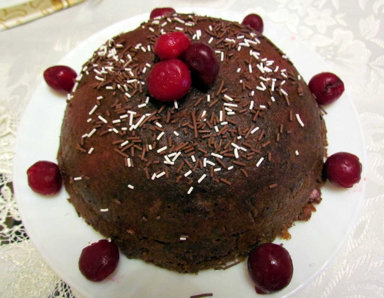 Торт Цукотто