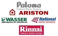 merek dagang pemanas air brand water heater