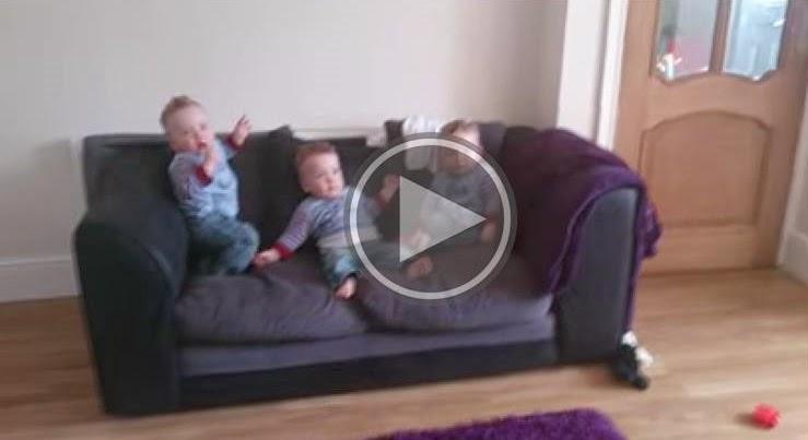 No hay nada mas tierno q ver a un hombre jugando con sus hijos