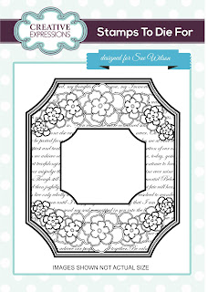 Creative Expressions UMS698 Stamp