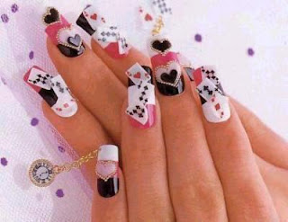 Different Types Of Nail Polish Designs Creative Touch