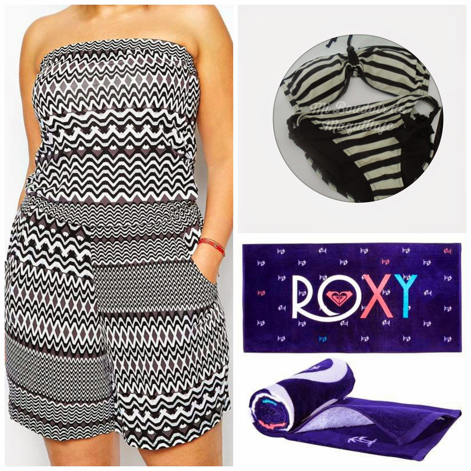 Asos Roxy bikini