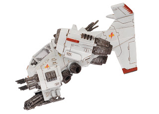 White Scars Stormtalon Gunship