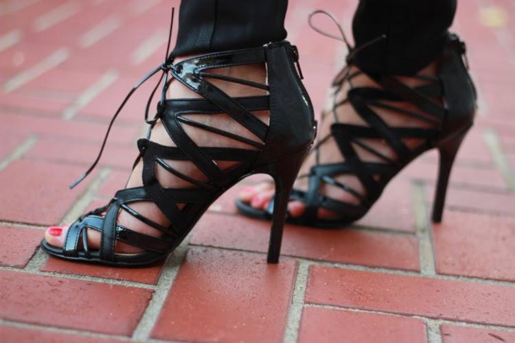 prabal gurung for target cage heels