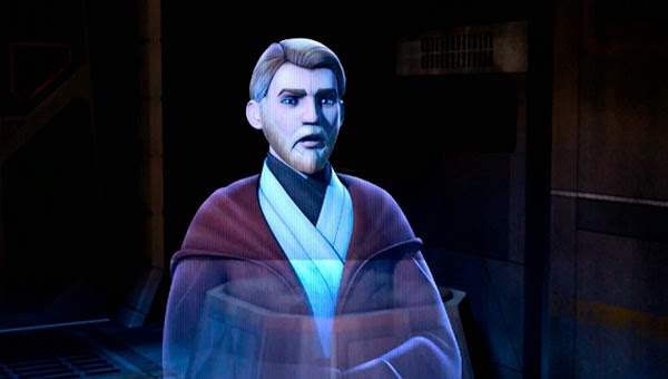 Obi-Wan Kenobi Star Wars Rebels