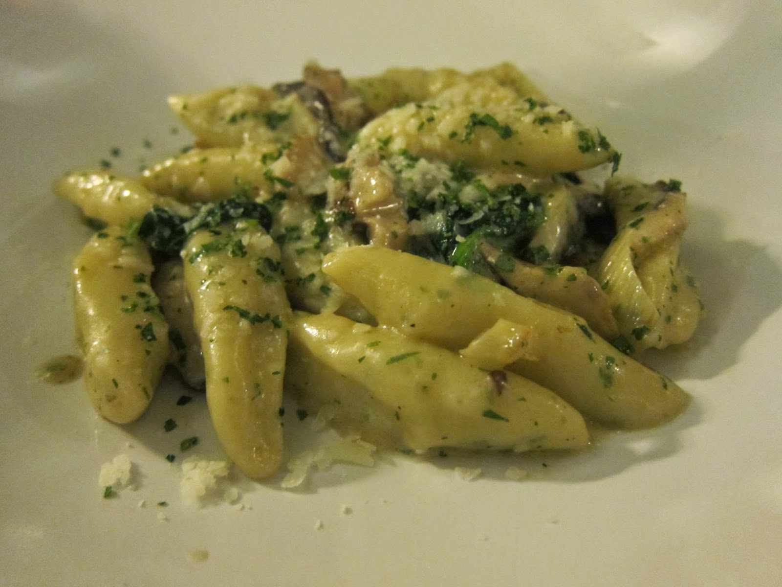 Homemade gnocchi at Kitchen on Common in Belmont, Mass. | The Economical Eater