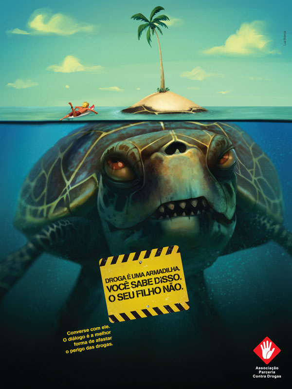 The+Truth2 Creating Creative Wild Life Awareness: Animals In Advertisements