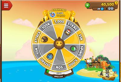 pirate kings ruleta