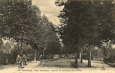 Grand Boulevard et avenues du parc