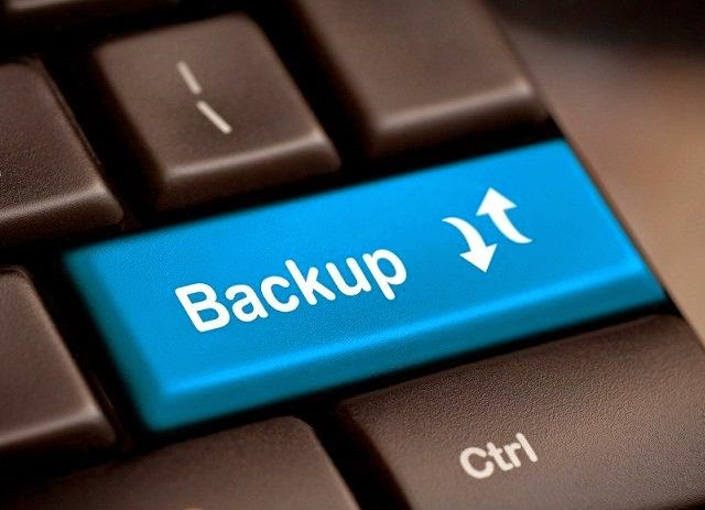 2 Metode Membuat Backup Data Komputer/Laptop