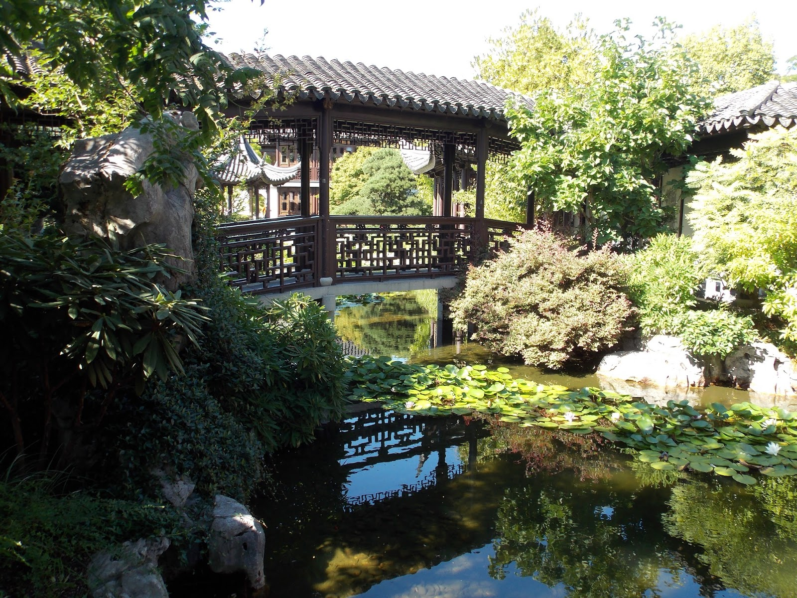 the schramm journey lan su chinese garden