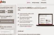 PptToPdf Online: convertidor de presentaciones PowerPoint (PPT) a documentos PDF