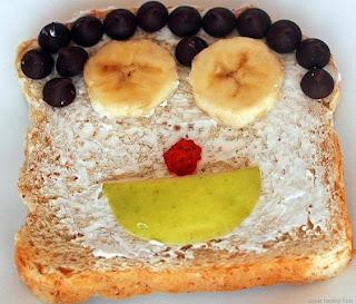 desayuno rico sano divertido