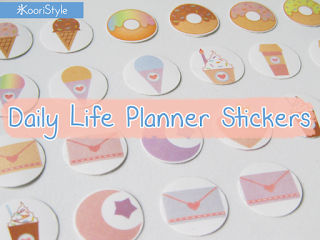 Koori KooriStyle Kawaii Cute Planner Kikki KikkiK Stationery Goods Goodies Agenda Journal Washi Deco Tape Sticky Note Notes Paper Clips Where to buy cute stationery goodies planners shops online