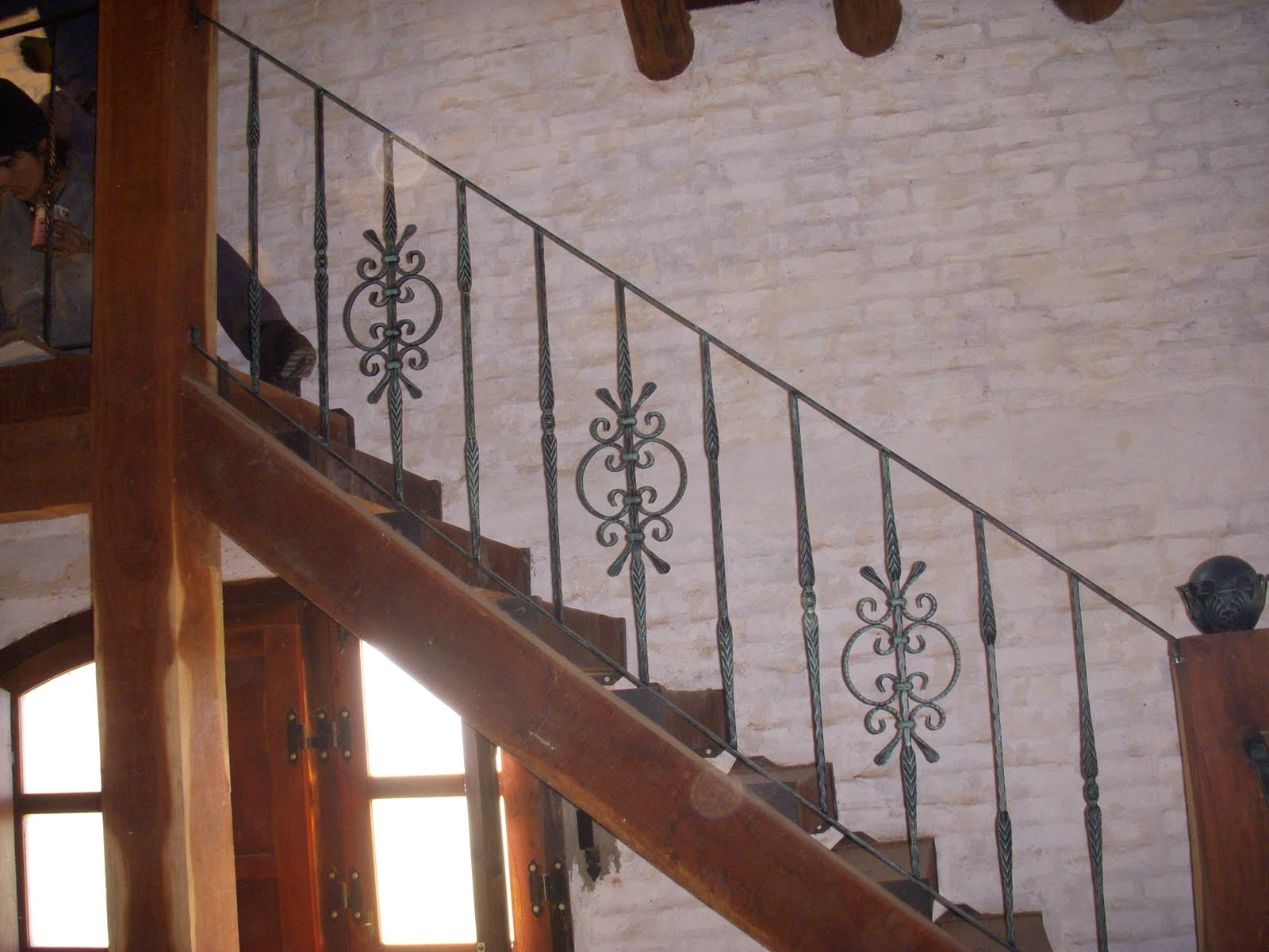 Pin images barandas balcones para terrazas balcon portal for Barandas para terrazas