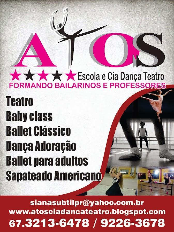 Atos Escola e Cia Dança Teatro