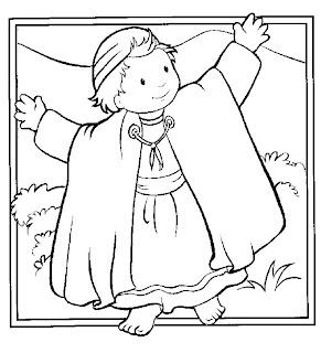 Desenhos bíblicos para imprimir e pintar Guia Infantil - imagens para colorir religiosas