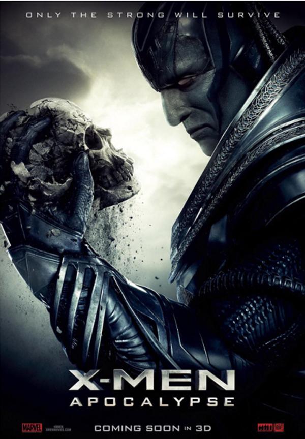 Люди Иск: Апокалипсис: первый постер