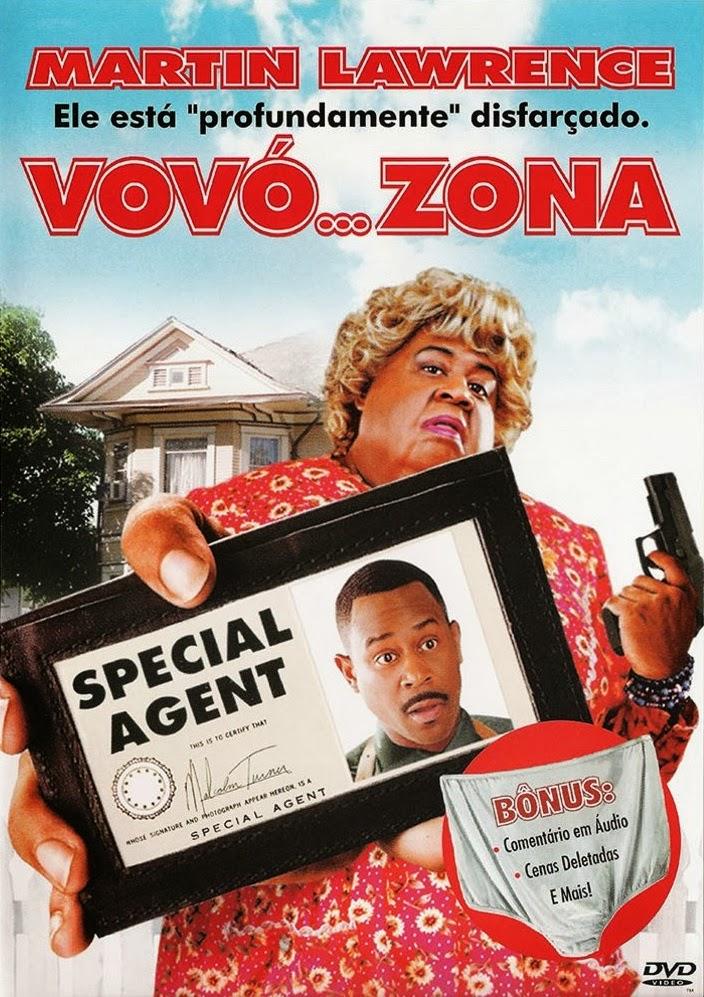 Vovó… Zona – Dublado (2000)