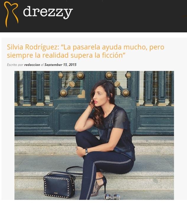 el blog de silvia - Entrevista en Drezzy