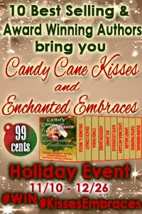 Kisses & Embraces Holiday Event!