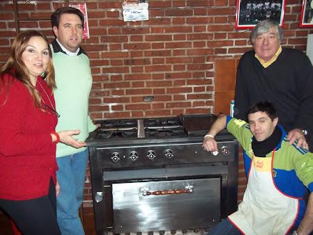 """""""106 Aniversario Pincha"""" extrenamos cocina industrial"""