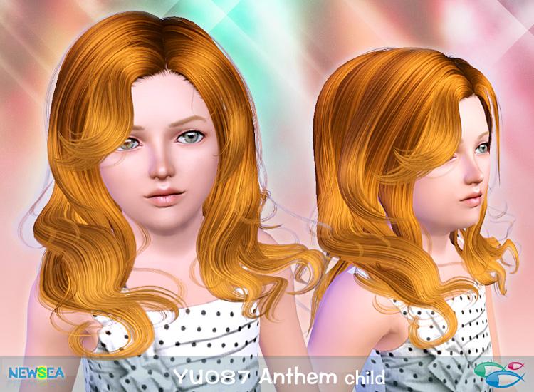 Прически для детей симс 3 в формате sims3pack