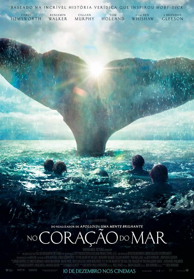 No Coração do Mar – Dublado (2015)
