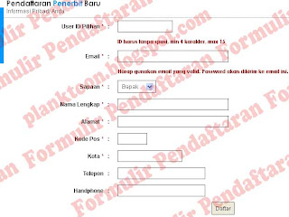 Cara Terbaru Mendaftar kliksaya.com