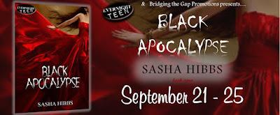 Black Apocalypse by Sasha Hibbs - Blog Tour