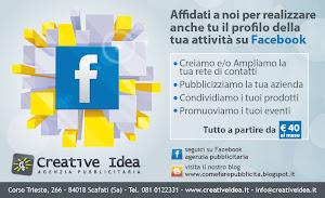 la tua attività su Facebook