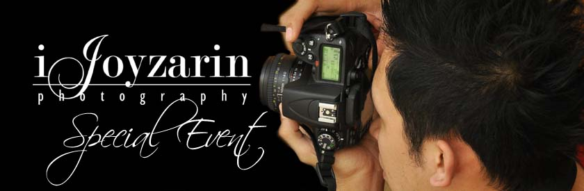 Ijoy Zarin Photography Special Event