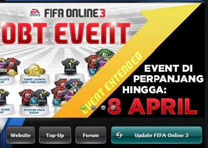 Cara Update Patch FIFA Online 3 Yang Sering error