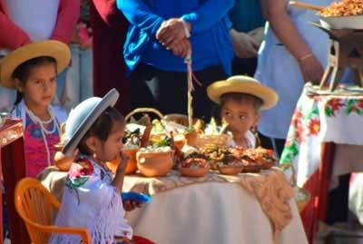 Tarija lanza programa de actividades por festividad de Santa Anita