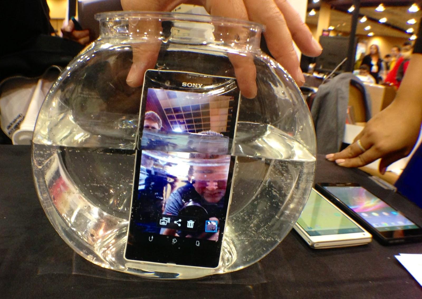Harga Sony Xperia Z LTE C6603 dan Spesifikasi Terbaru 2015