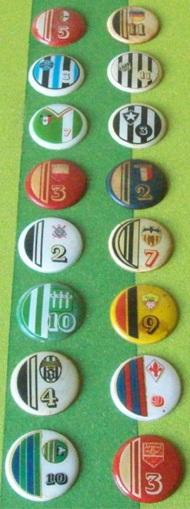 Os saudosos botões CRAK´S (1972/1989)