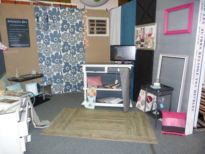 Anthracite d co salon de l 39 habitat 2012 - Decorateur interieur grenoble ...