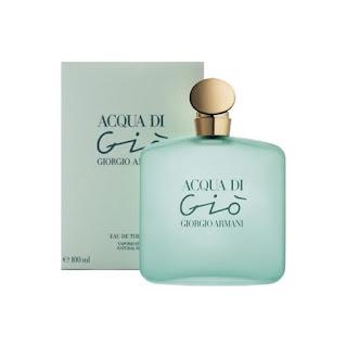 Perfume Acqua Di Gio 100ml Feminnino Giorgio Armani