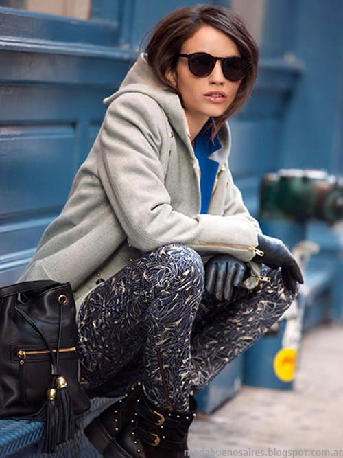 Ayres otoño invierno 2014. Moda otoño invierno 2014 pantalones y leggings.