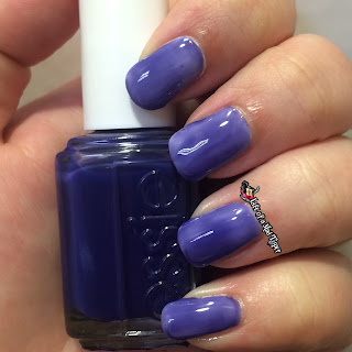 Essie Point of blue