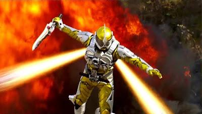 Kamen Rider Accel Booster Kamen Rider Accel Booster Form