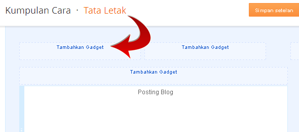 Cara Baru Buat Contact From Blogger