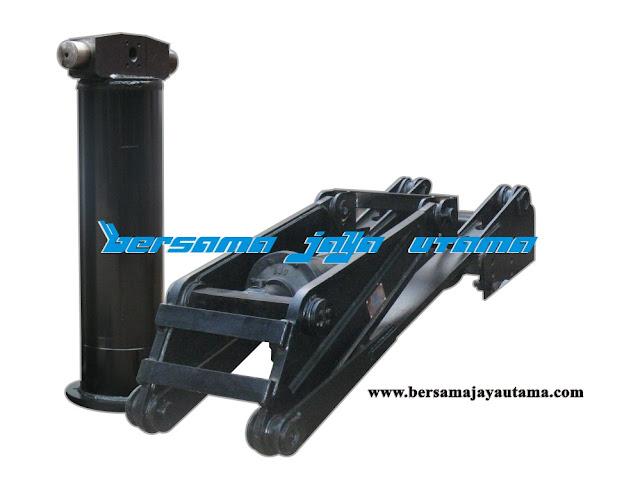 Hydraulic BJU 1670 Komplit Set